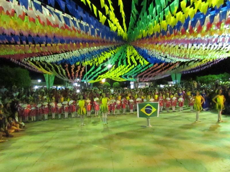 Conceição do Canindé comemora seu aniversário com mais de 24 horas de atividades festivas