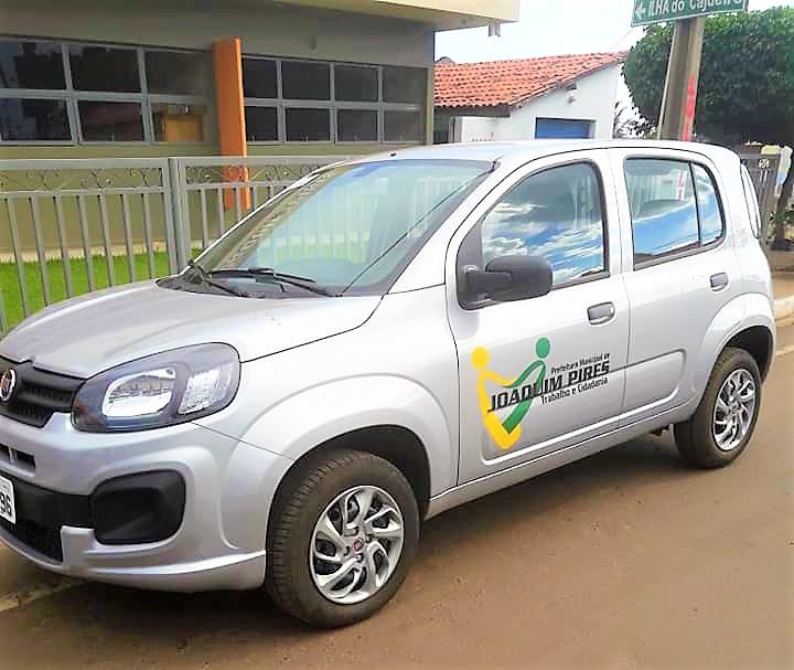 Prefeitura Municipal adquire veículo zero km para a Assistência Social