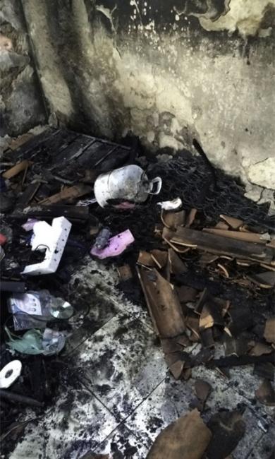 Morre homem queimado pelo próprio irmão em Teresina