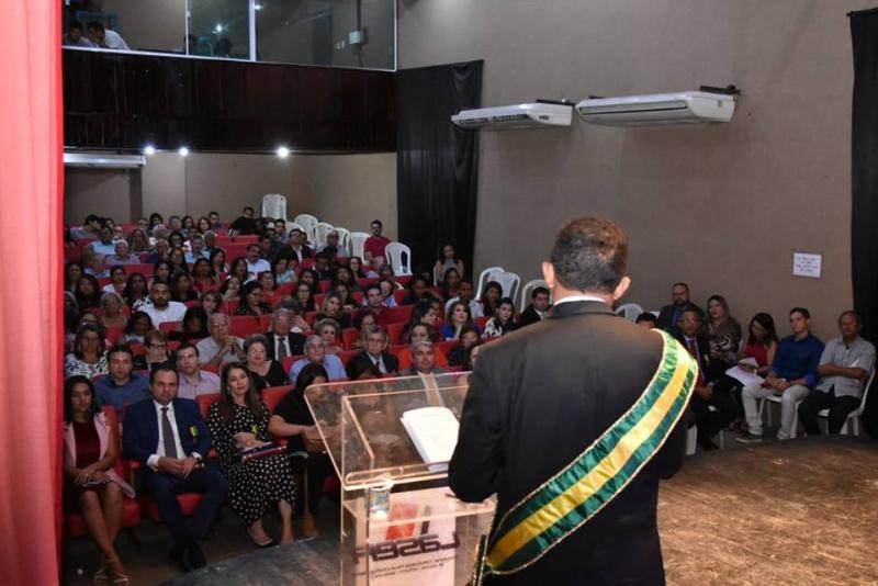 Prefeito Joel realiza entrega de medalhas do Mérito 'Agrônomo Francisco Parentes'