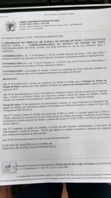 A partir de Agosto, Fórum de Oeiras passará a funcionar em dois turnos