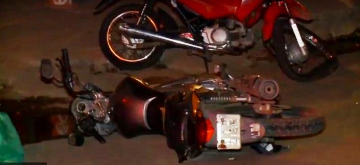 Idoso morre após colisão entre motos em Teresina