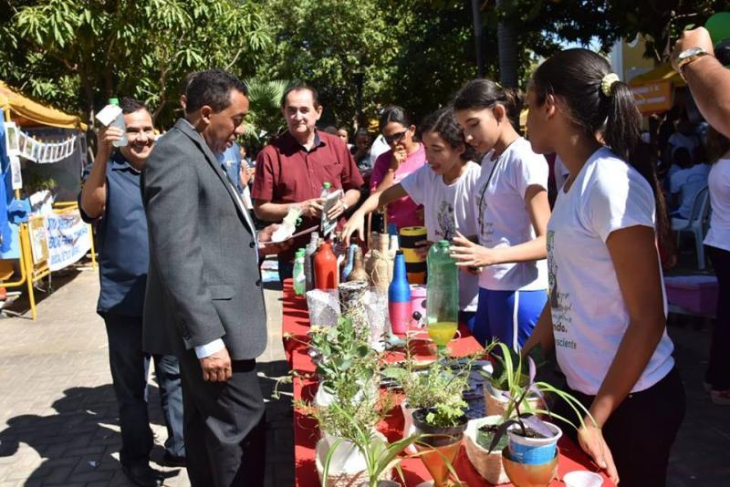 Secretaria de Educação apresenta projeto