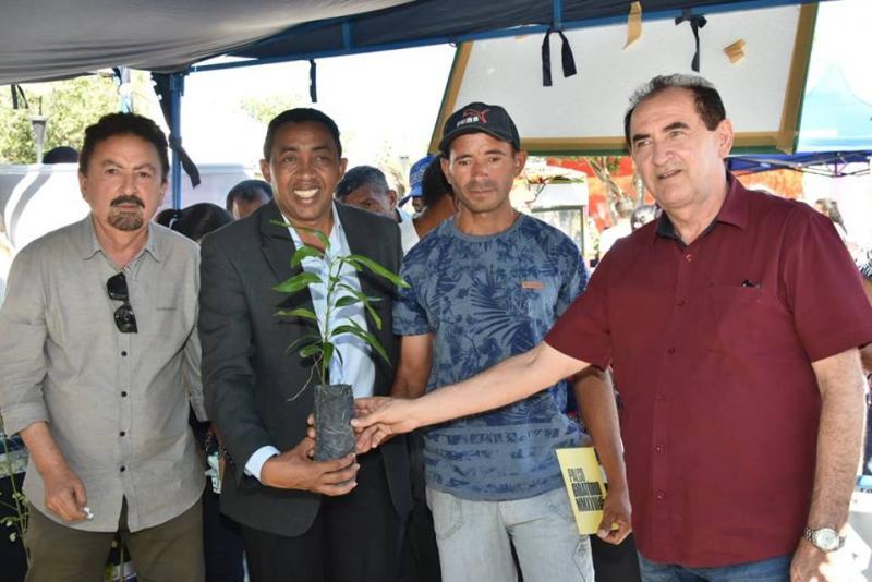 Ação Social e Prefeitura Itinerante marcam o 4° dia de festividades pelo aniversário de Floriano