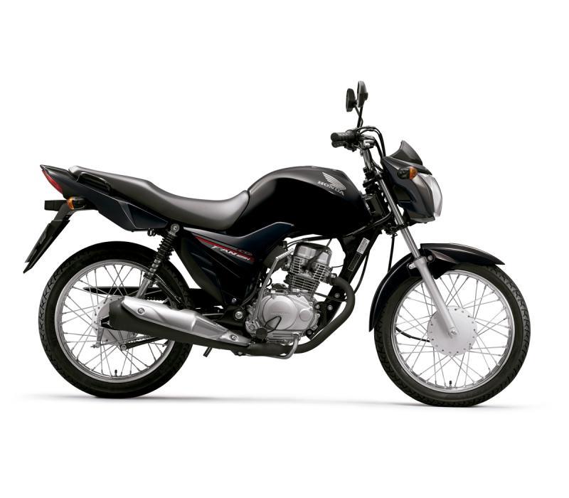 Bandidos roubam moto na região de Batalha