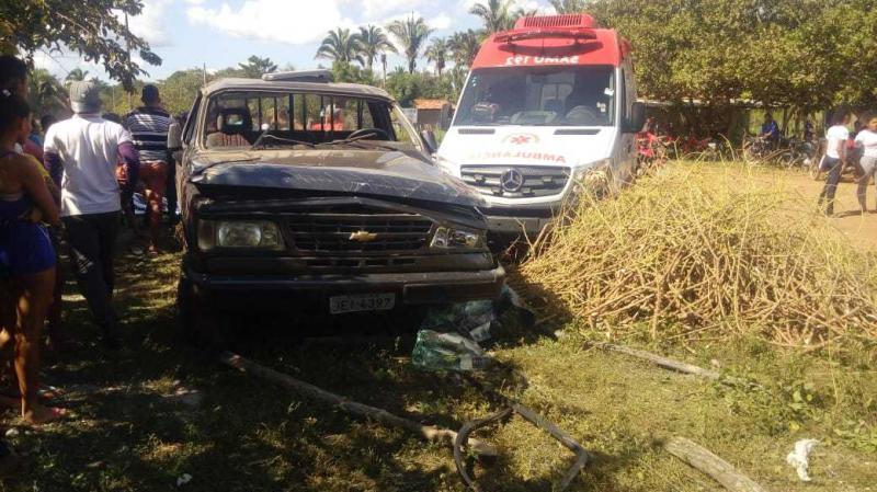 Motorista morre após carro capotar no interior do Piauí