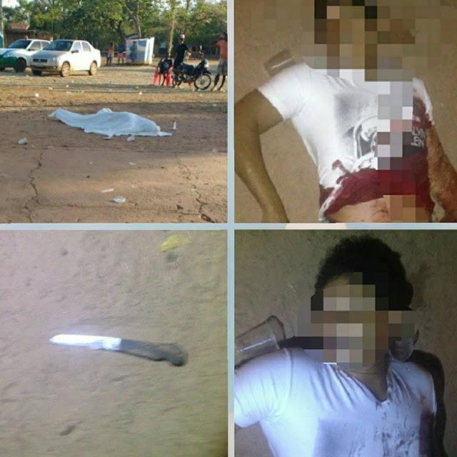 Homem é assasinado durante evento em Campo Largo do Piauí