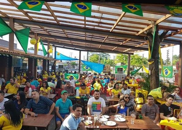 Confira dicas de onde assistir o jogo do Brasil em Teresina