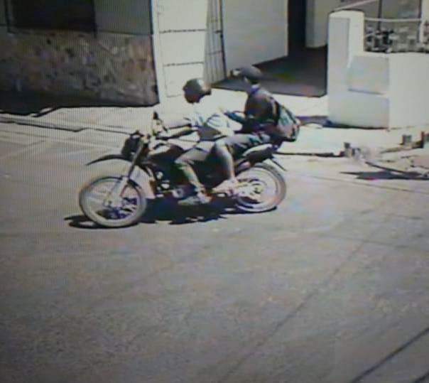 Bandidos assaltam senhora no centro de Batalha