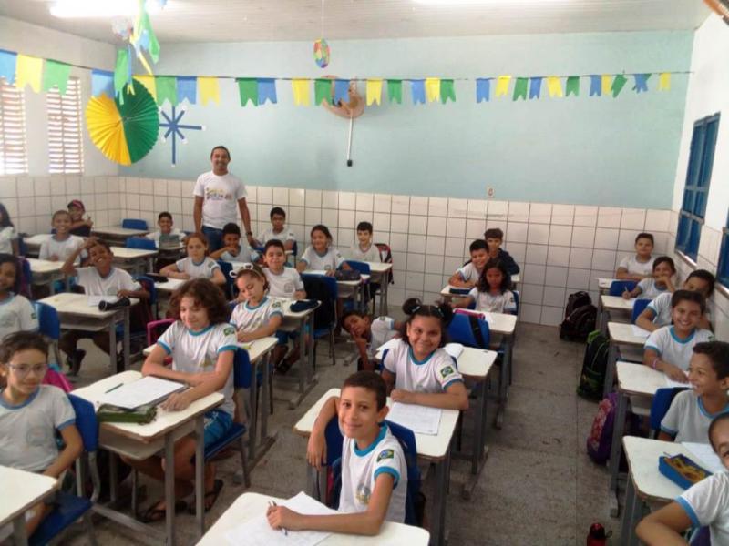 Professor de Teresina é finalista no Prêmio Educador Nota 10