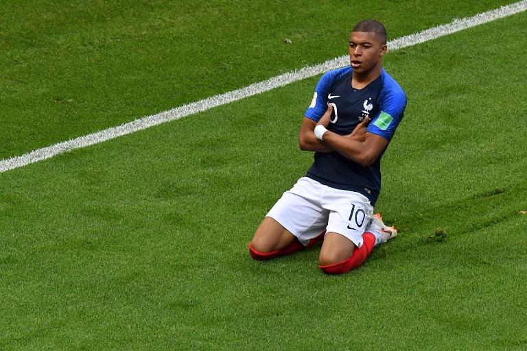 França vence Uruguai e está na semifinal da Copa