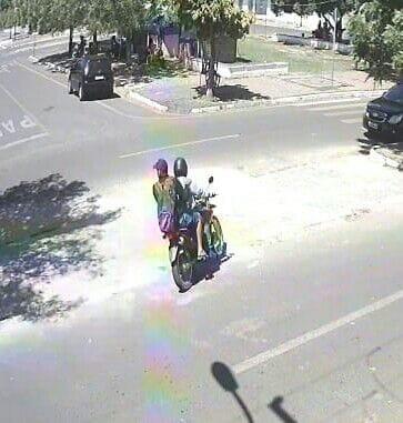 Polícia de Batalha indentifica os suspeitos do assalto ocorrido ontem dia 05/07