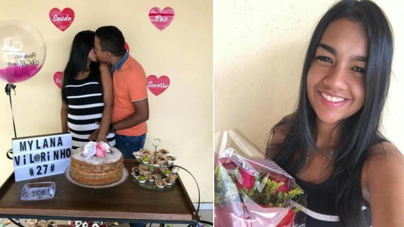 Dr. Francisco Costa faz surpresa no aniversário da vereadora Mylana Vilarinho; confira!