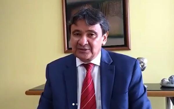 Wellington Dias comenta liminar de soltura de Lula e critica Moro