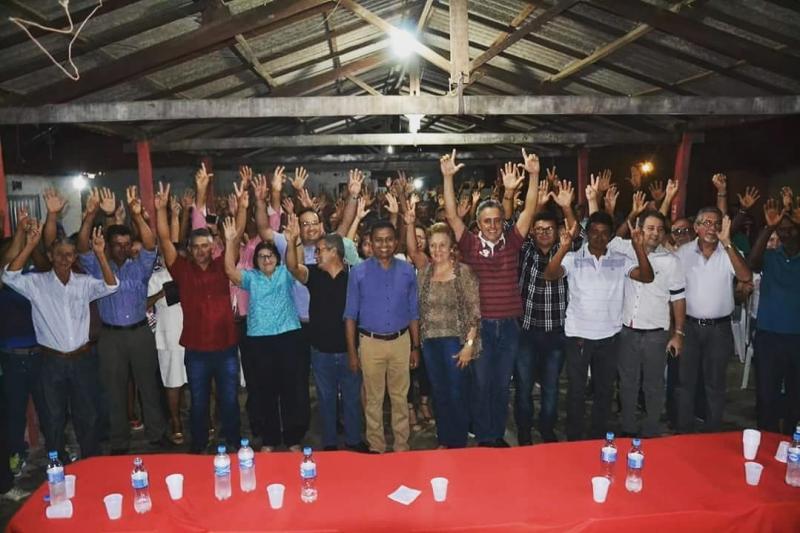 Dr. Francisco Costa ganha forte apoio de lideranças políticas em município do Piauí