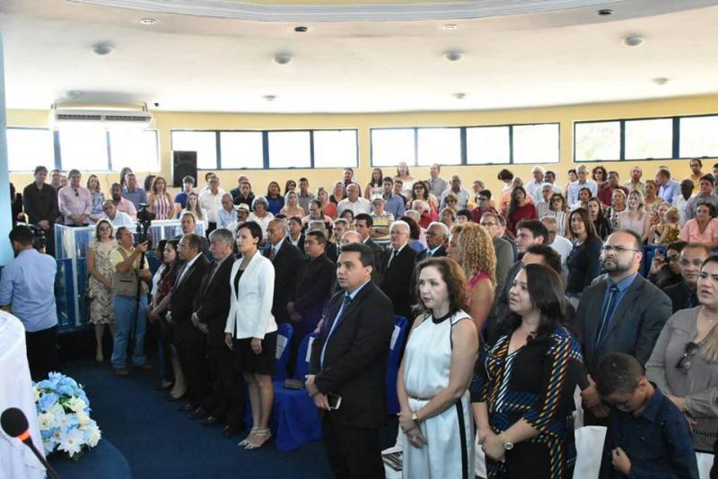 Câmara realiza sessão solene em homenagem ao 121º aniversário de Floriano