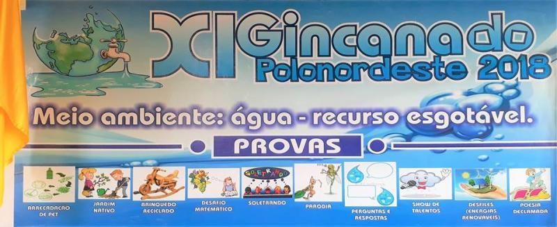 Escola da zona rural de Joaquim Pires promove Gincana Cultural sobre o meio ambiente