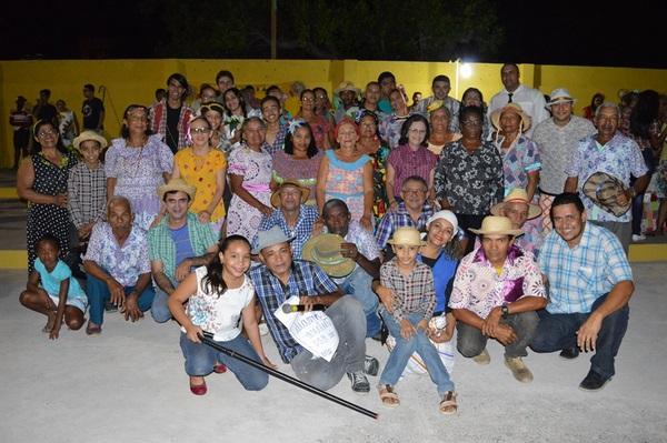 ECC realizou o Arraiá da família em Guadalupe