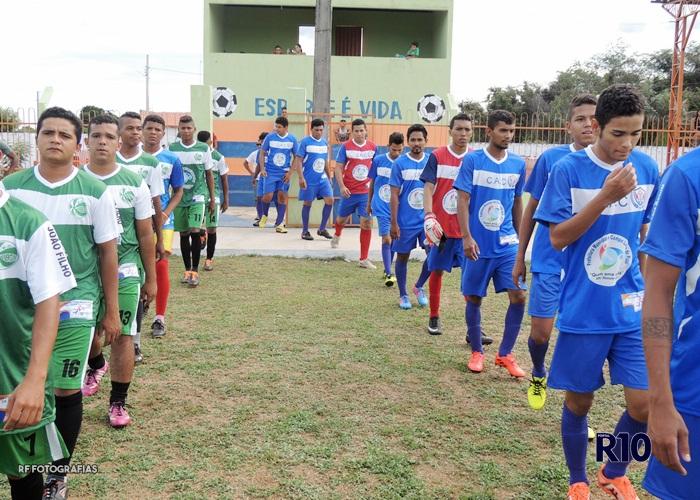 Juventude estréia com Vitória em cima do C.A.C. no Campolarguense 2018