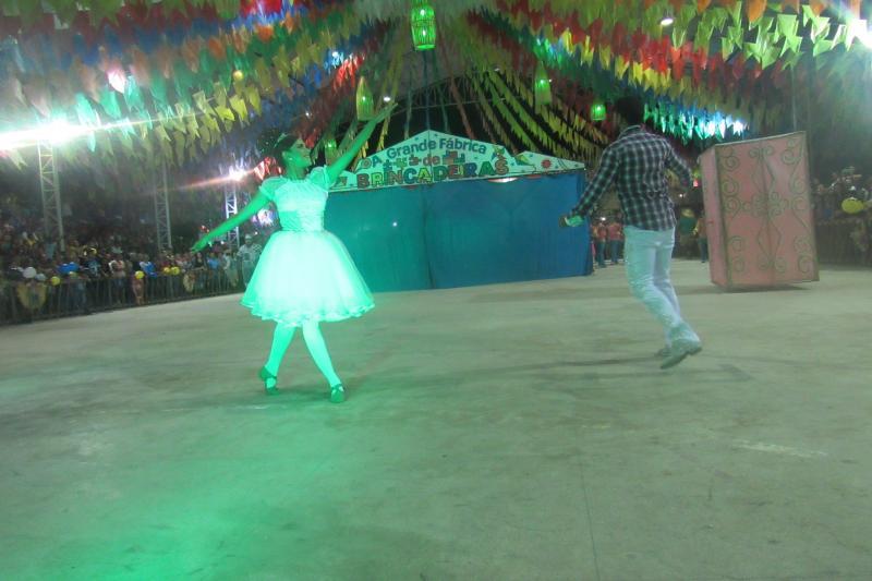 Veja como foi a última noite do XIV Festival Cultural dos Cocais