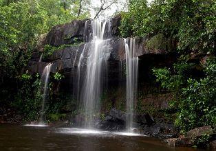 Jovem desaparece nas águas da cachoeira do Xixà em Batalha