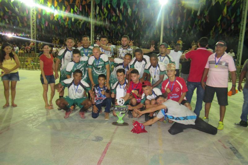 Com Vitória nos pênaltis Ajax conquista o título de Campeão  da Copa Taça Festival Cultural