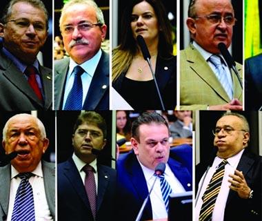 Saiba como votaram os deputados do Piauí na denúncia contra Temer