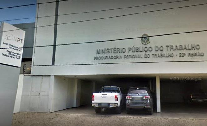 MPT apura irregularidades em prefeitura do Piauí