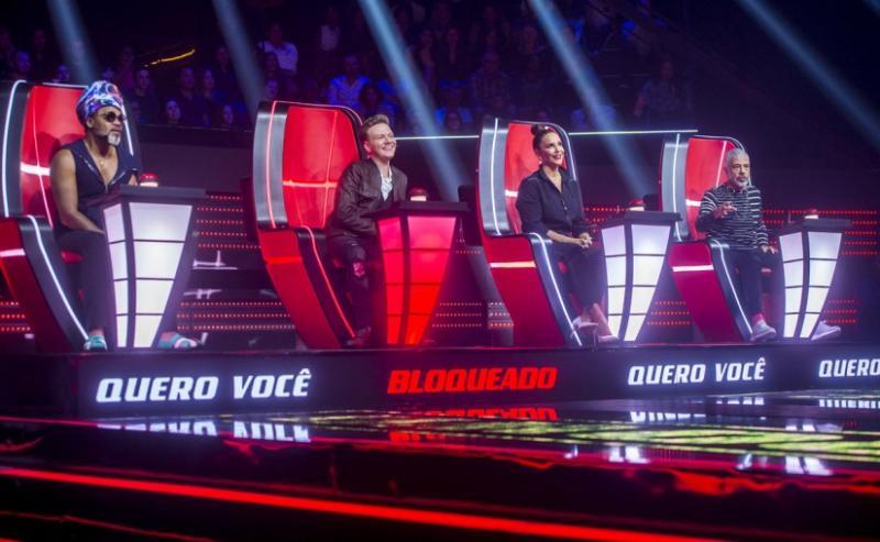 The Voice Brasil 2018 terá uma série de novidades e regras; confira