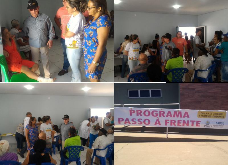 Programa Passo à Frente vai beneficiar pessoas com deficiência,  em Uruçuí