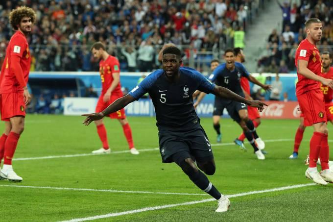 França elimina a Bélgica e está na final da Copa do Mundo