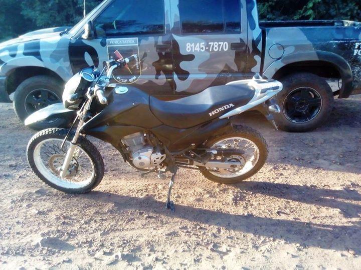 Polícia recupera duas motos na região de Batalha