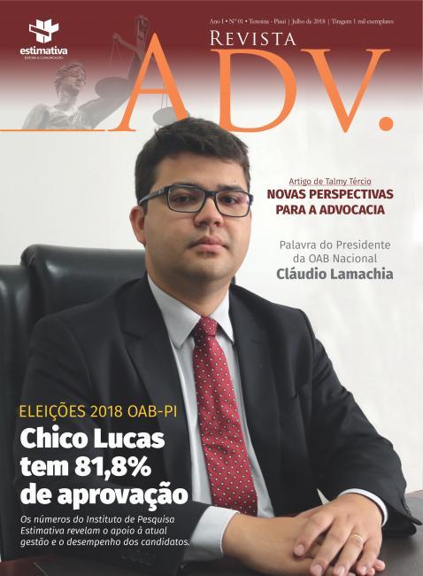 Estimativa Editora lança 1ª edição da Revista Adv.