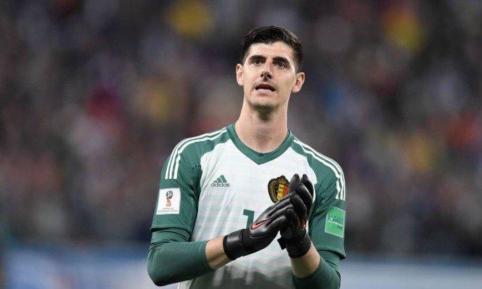 Após eliminação, goleiro da Bélgica diz que preferia ter perdido para o Brasil