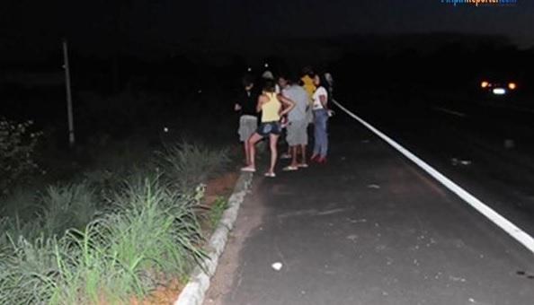 Ciclista morre após ser atingido por veículo em estrada no Piauí