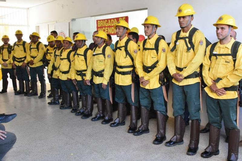 Instalada Brigada de Incêndio em Floriano