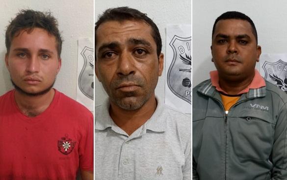 Polícia Civil realiza 'Operação Glosbe' e cumpre mandados em Teresina