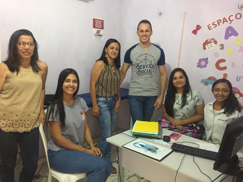NASF recebe mais um profissional na área da saúde em Francisco Ayres