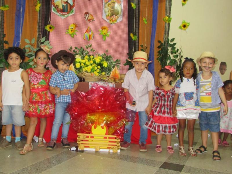 Secretaria de Assistência  Social de Lagoinha do Piaui realiza Araiá  dos programas PCF e SCFV