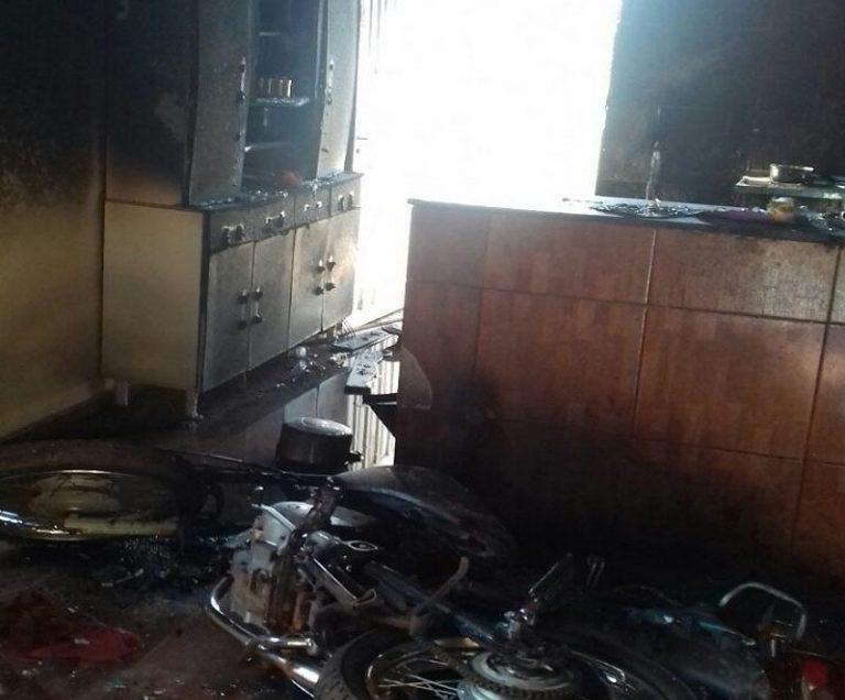 Mulher é espancada e tem casa incendiada pelos filhos no PI
