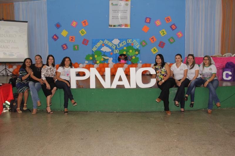 Educação de Água Branca promove V Seminário Municipal do PNAIC
