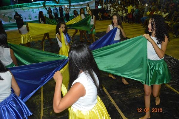 Abertura da XVI Feira Cultural de Colônia do Gurgueia