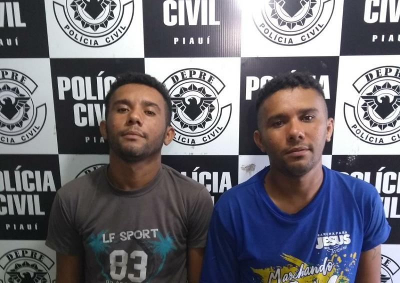 Policiais flagram assalto e impedem fuga de bandidos em Teresina