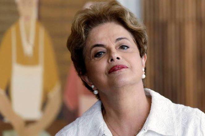 Dilma diz que não vai