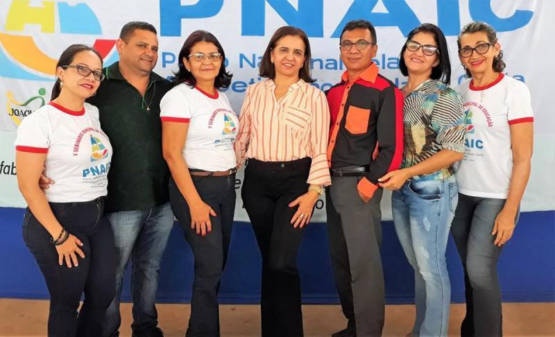 SEMED realiza V Seminário Municipal do PNAIC 2017/2018