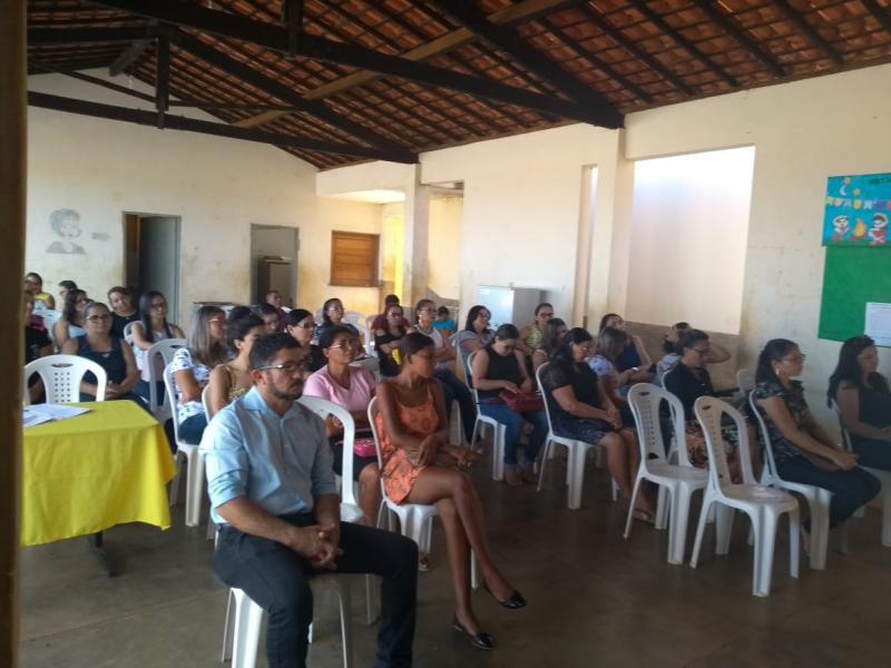 Secretaria de Educação  Realiza Audiência Pública com Sucesso em Barra D'Alcântara