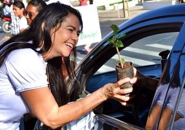 Vereadora de Teresina é internada após sofrer acidente