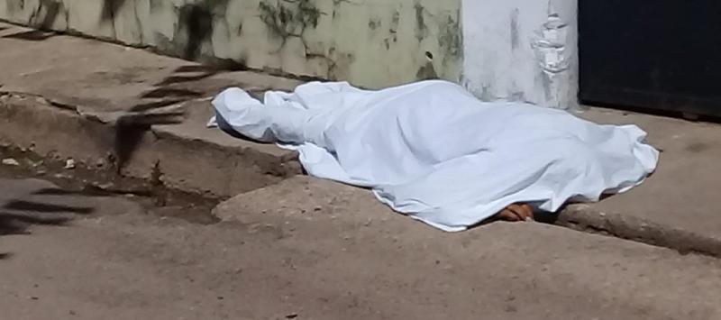 Jovem é morto a tiros na zona leste de Teresina
