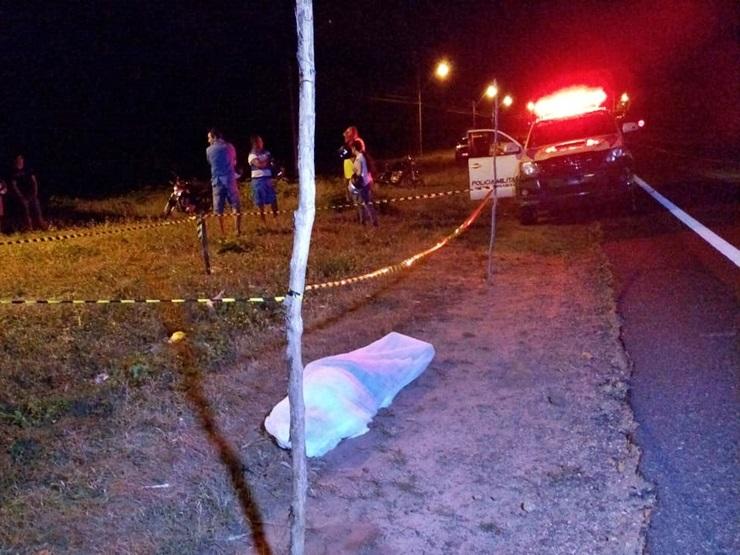 Mecânico é morto na frente do filho durante tentativa de assalto no Piauí