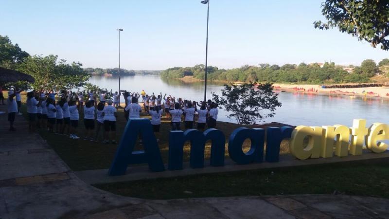 Prefeitura de Amarante promove lazer aos idosos com atividades de Capoterapia